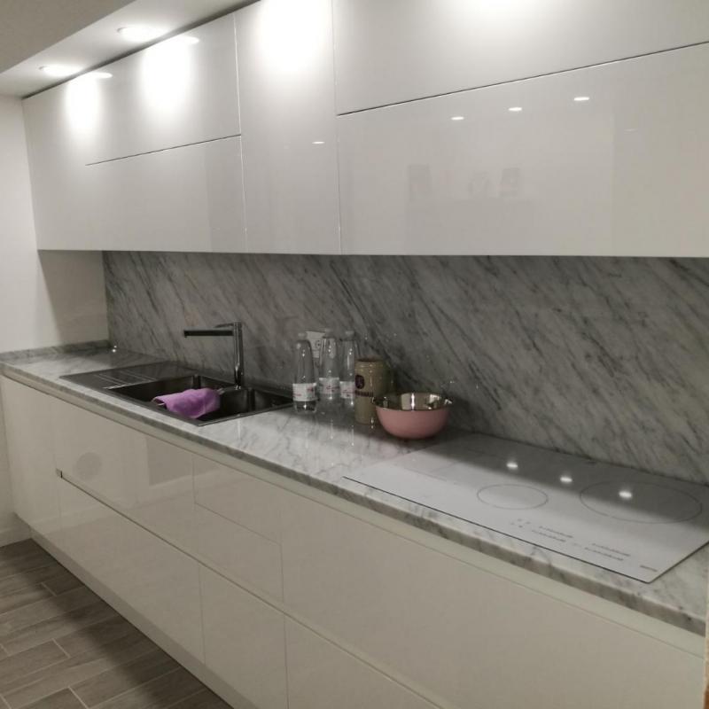 Cucina Febal Charme 37 marmo carrara
