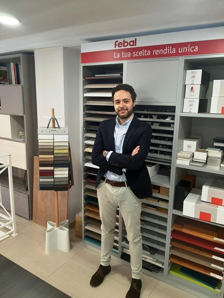 Fabio Espureo - Interior designer